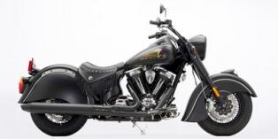 Indian Chief Dark Horse 2010