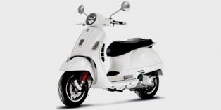 Vespa GTS 300 Super 2010