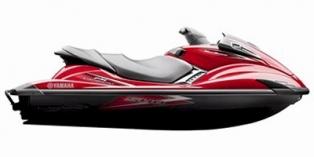 Yamaha WaveRunner FX SHO 2010