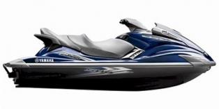 Yamaha WaveRunner FX Cruiser SHO 2011