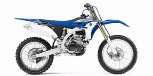 Yamaha YZ250F 2011