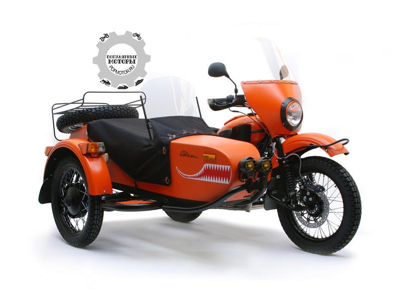 Обзор мотоцикла Ural Yamal SE 2012