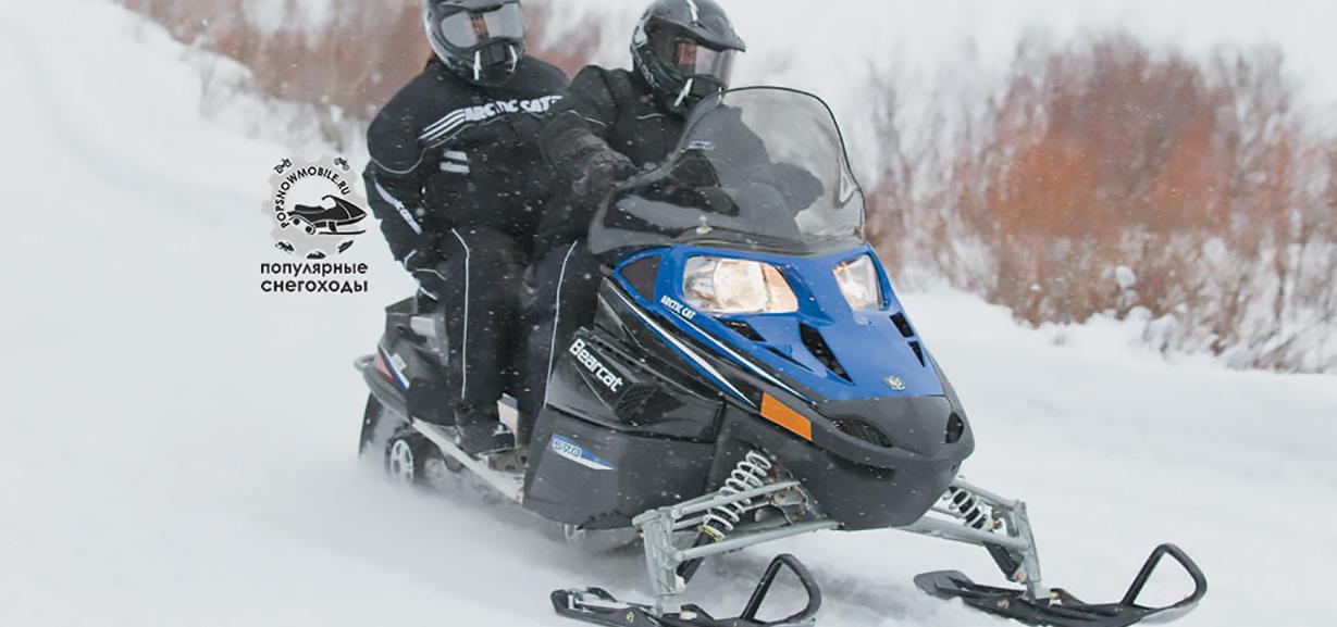 Лучшие снегоходы 2012 года для непрофессионалов