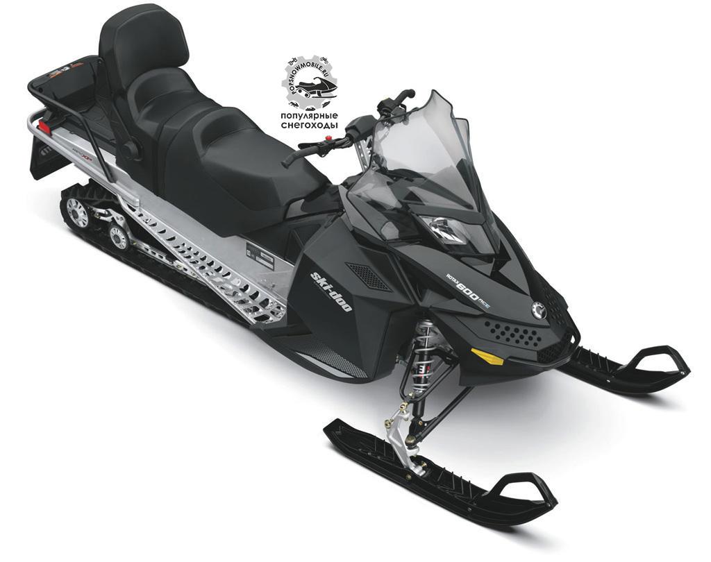 Ski-Doo Expedition Sport – утилитарно-туристический снегоход с длинной гусеницей.
