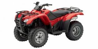 Honda FourTrax Rancher ES 2012