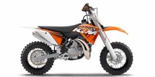 KTM 50 SX MINI 2012