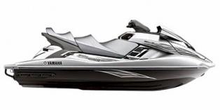 Yamaha WaveRunner FX Cruiser HO 2012
