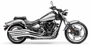 Yamaha Raider 2012