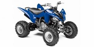 Yamaha Raptor 250 2012