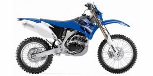 Yamaha WR250F 2012