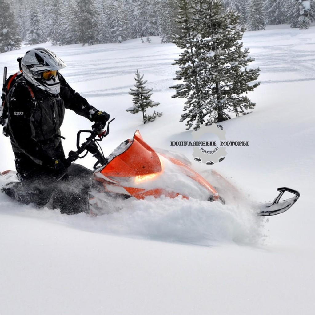 Фото горного снегохода 2013 Arctic Cat ProClimb M8 Sno Pro 2013