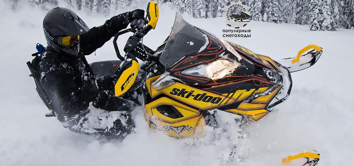Лучшие горные снегоходы 2013 года