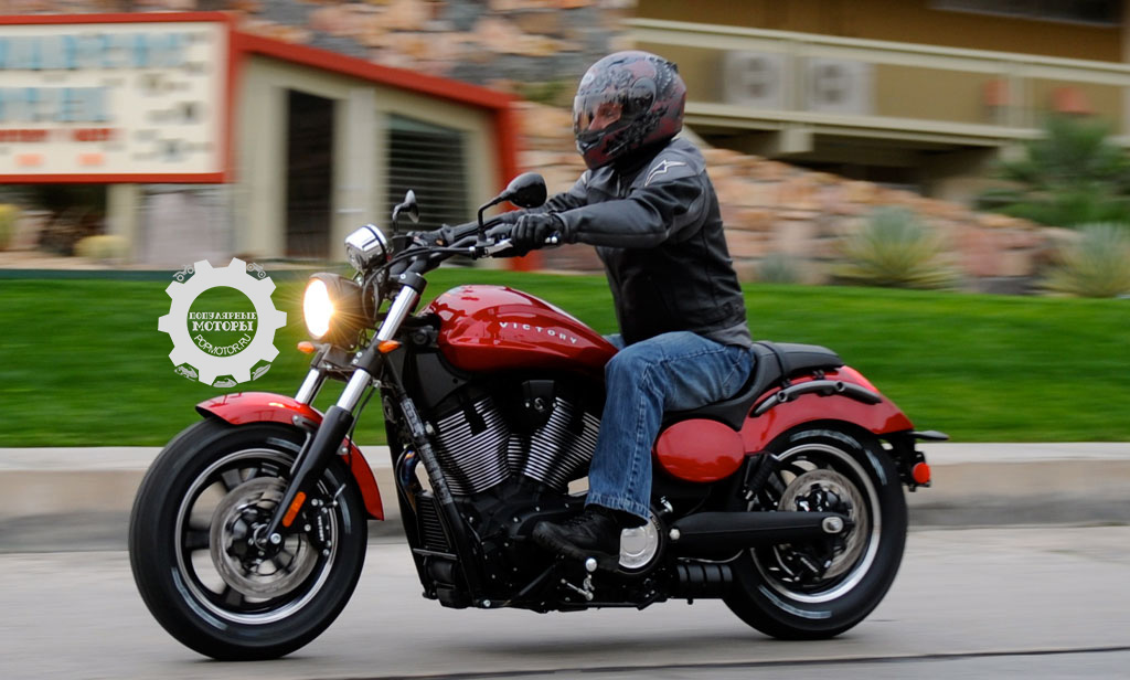 Фото мотоцикла Victory Judge 2013