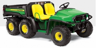 John Deere Gator TH 6×4 Diesel 2013