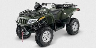 Arctic Cat Super Duty Diesel 700 2013