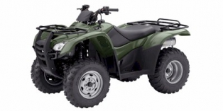 Honda FourTrax Rancher ES 2013