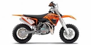 KTM 50 SX MINI 2013