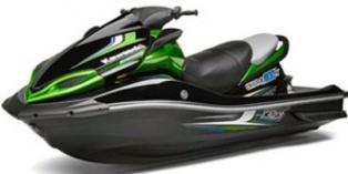 Kawasaki Jet Ski Ultra 300X 2013