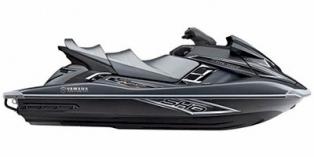 Yamaha WaveRunner FX Cruiser SHO 2013