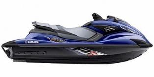 Yamaha WaveRunner FZS 2013