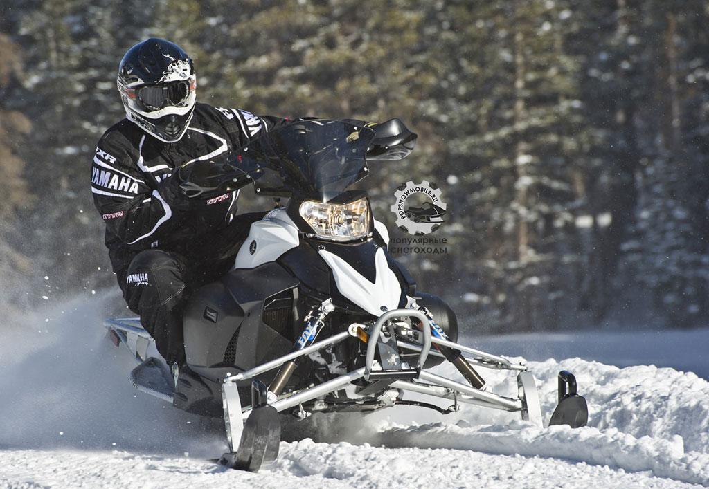 Будучи самым заметным производителем 4-тактных снегоходов, в бюджетном сегменте Yamaha представлена лёгким Phazer с 500-кубовым 2-цилиндровым мотором мощностью 80 лошадиных сил.