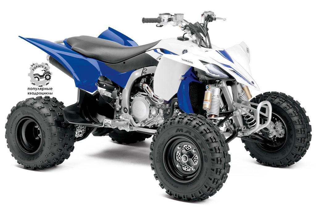 Анонс квадроцикла Yamaha YFZ450R 2014