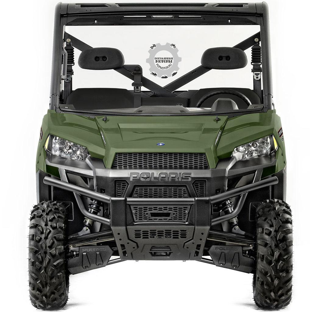 Анонс Polaris Ranger Diesel HST и HST Deluxe 2014