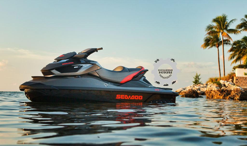Обзор гидроцикла Sea-Doo GTX Limited iS 260 2014