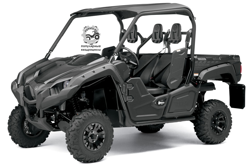 Yamaha Tactical Black Viking выглядит потрясающе.