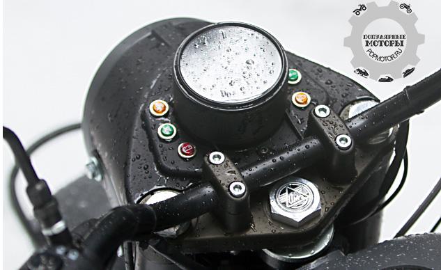 приборная панель Мотоцикла днепр #6