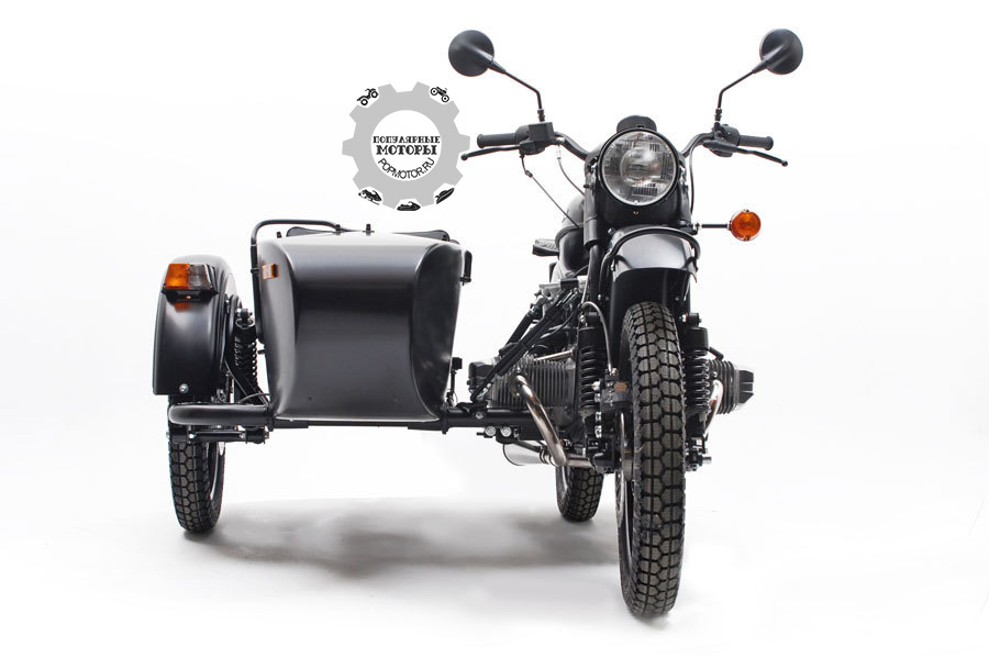 Обзор мотоцикла Ural T 2014