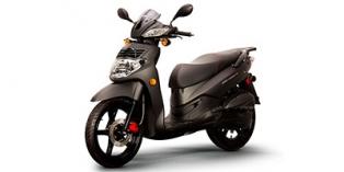 SYM HD 200 EVO 2014