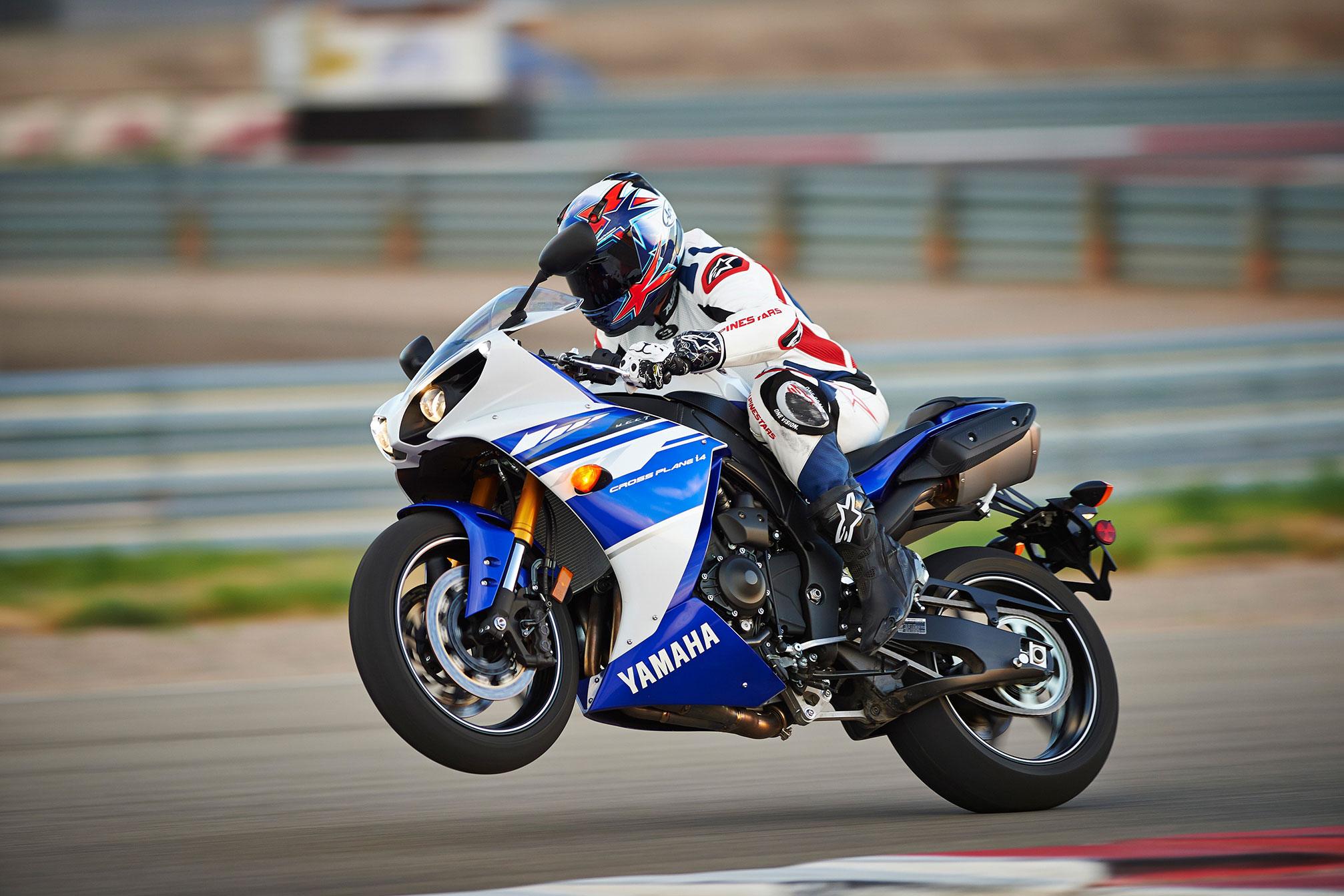 Yamaha YZF-R1 2014 - характеристики, отзывы, где купить, фото ...