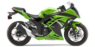 Kawasaki Ninja 300 SE 2014