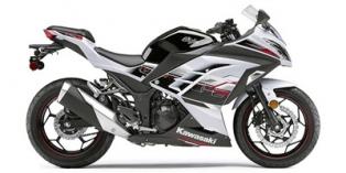Kawasaki Ninja 300 ABS SE 2014