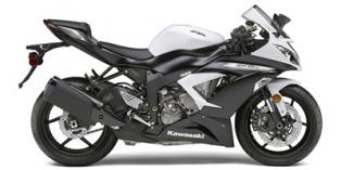Kawasaki Ninja ZX-6R ABS 2014