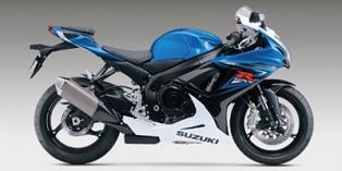 Suzuki GSX-R600 2014
