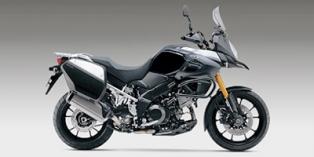 Suzuki V-Strom 1000 ABS Adventure 2014