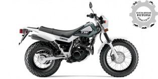 Yamaha TW200 2015