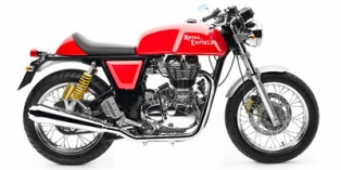 Royal Enfield Continental GT Cafe Racer 2015