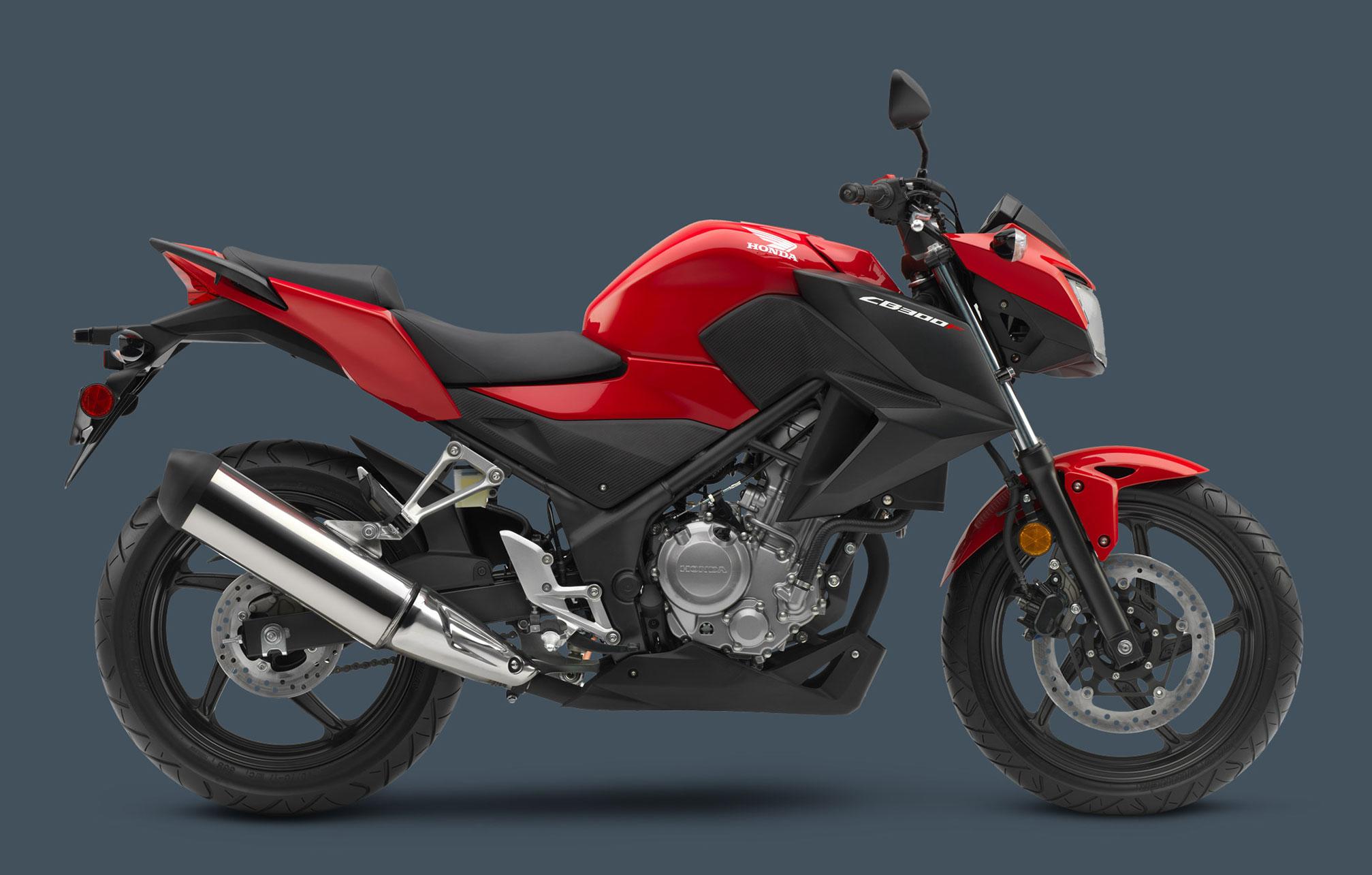 Honda CB 300 f
