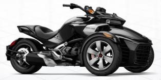 Can-Am Spyder F3 2015