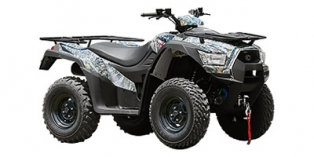 Kymco MXU 700i CAMO EPS 2015