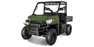 Polaris Ranger Diesel HST 2015