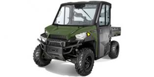 Polaris Ranger Diesel HST Deluxe 2015