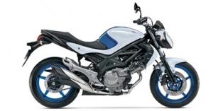 Suzuki SFV650 2015