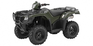 Honda FourTrax Foreman Rubicon 4×4 2016