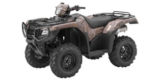Honda FourTrax Foreman Rubicon 4×4 Automatic DCT EPS 2016
