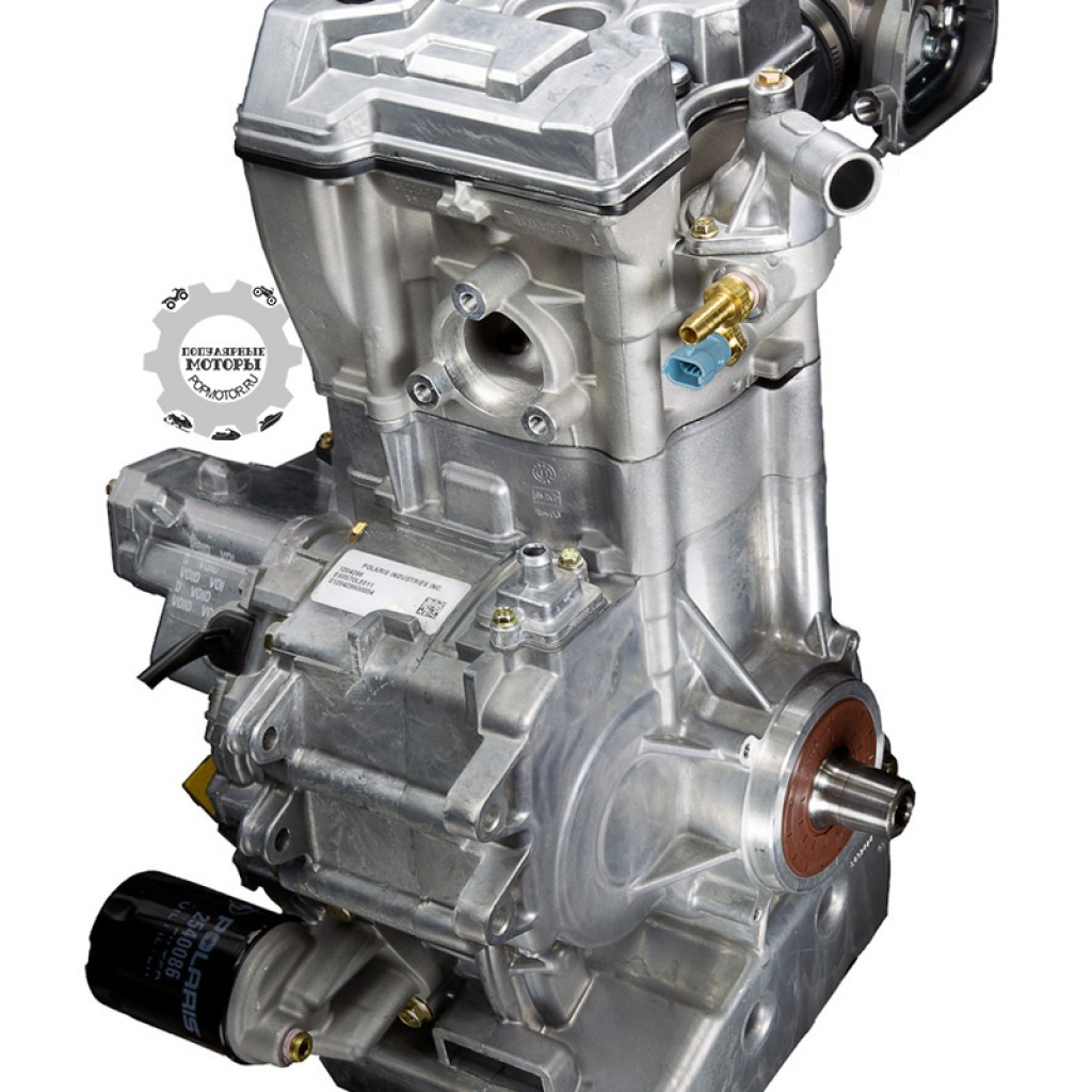 Фото анонса квадроцикла Polaris Ranger RZR 570 2012 двигатель