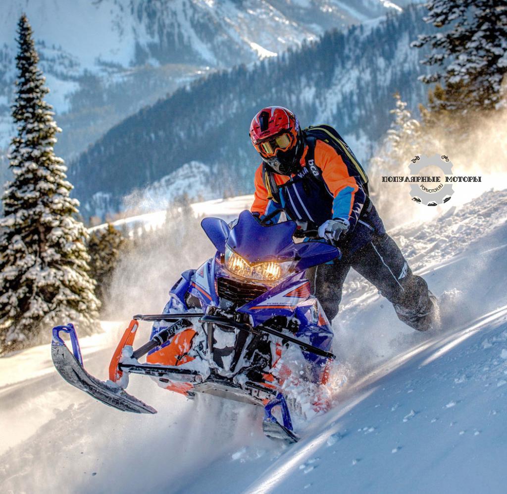 Анонс модельного ряда снегоходов Yamaha 2015 года